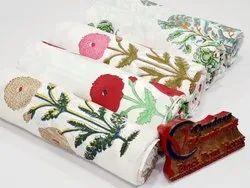 Indian Tribal Hand Block Print Cotton Fabric