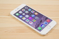 Silver Second Hand Iphone 6