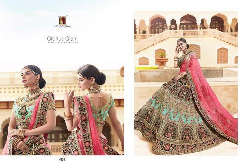 fc444b9417219 Bridal Designer Lehenga Choli