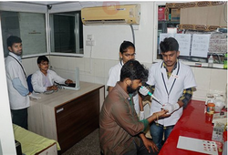 Blood Sample Collection Service