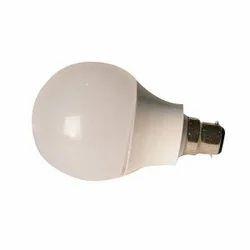 Round Ceramic And Aluminum Dolphin LED Bulb, Base Type: B22 And E27