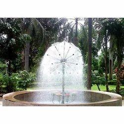 Ball Dandelion Fountain