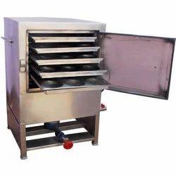 Stainless Steel Electric Idli Steamer, For Restaurant, 220 V