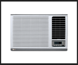 LG Window Air Conditioner, for Office Use