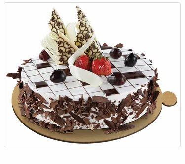 Designer Black Forest Black Forest Choco Cake Black Forest