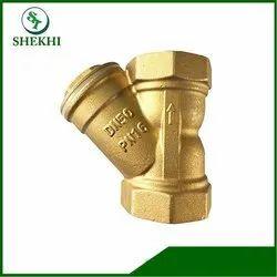 Brass Y Strainer 50mm