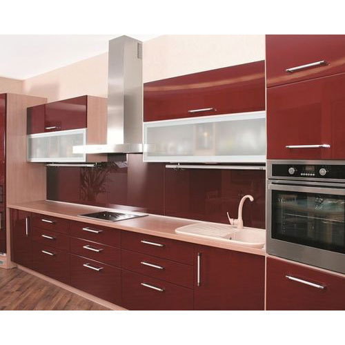 Contemporary Modular Kitchen Contemporary Kitchen Designer