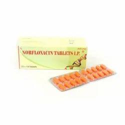 Norfloxacin 400mg Tablets