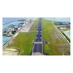 Commercial Airport Runway Construction Service