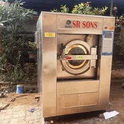 S.R. Sons Industrial Washing Machine, Rated Capacity: 100 kg