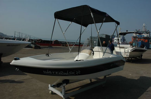 Waterwish Boats QD 12 - View Specifications & Details of