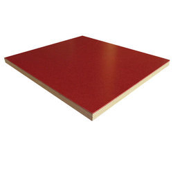 Red Shuttering Plywood
