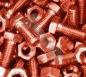 Copper Nut And Bolt