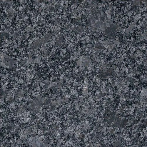 Polished Steel Grey Granite Stone, Thickness: 18-20 mm