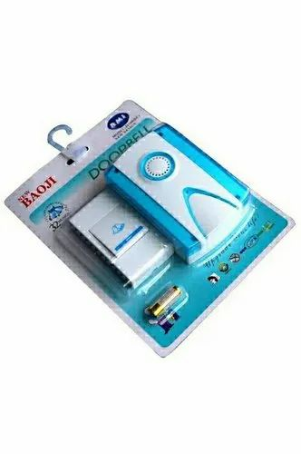 Fiber BAOJI Wireless Remote Control Door Bell