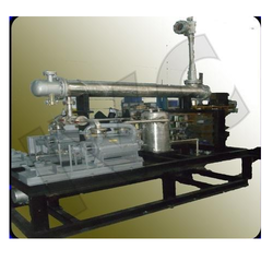 Steam Jet Ejector for Evaporation Application