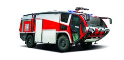 Crash Fire Tender/ ARFF 4x4
