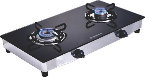 Two Burner Glass Top Smart