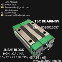 HGH20CAZOC Linear Guide Block Hiwin Design