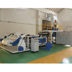 Air Bubble Sheet Making Unit