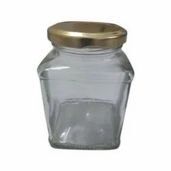 500 Ml Glass Pickle Jar