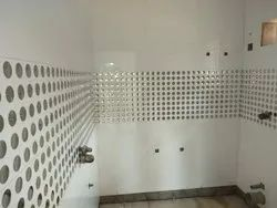 Marble Fitting Service In Commercial Building