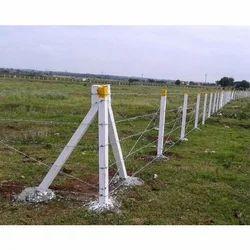 Fencing RCC Poles