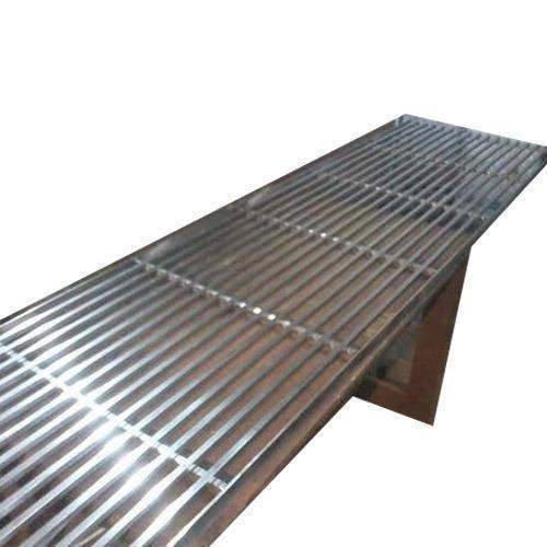 Metal Grating - Carbon Steel Floor Grating Manufacturer from Rajkot