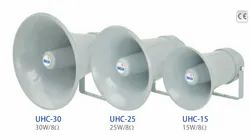 UHC-30 Low Impedance PA Horn Speakers