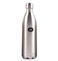 Cello Swift Steel Flask 1 Litre Silver