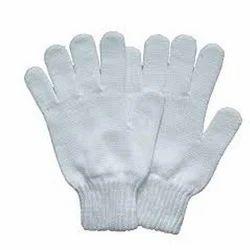 Cotton Safety Gloves