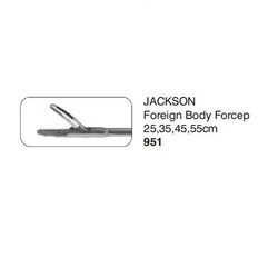 Jackson Foreign Body Forcep