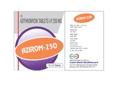 Azythromycin Tablet