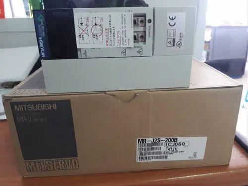 Mitsubishi MR-J2S-20A Servo Drive New In Box MRJ2S20A PLC