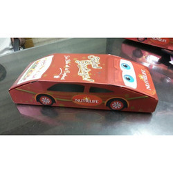 Car Shaped Packaging Box