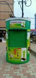Sugarcane Machine Kiosk