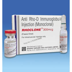 Rhoclone 300mcg Injection