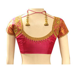 Party Wear Embroidered Designer Blouse