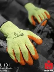 Latex Coated Cut Resistant Hand Gloves