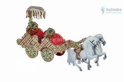Brass Designer Rath Cart