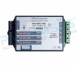 VP Instruments Three 3 Phase Power Meter, Digital, 440V