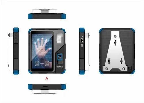 IRA 7 Inch Biometric Finger Print Reader