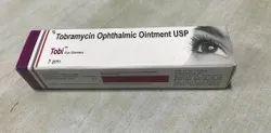 Tobramycin Ophthalmic Onitment