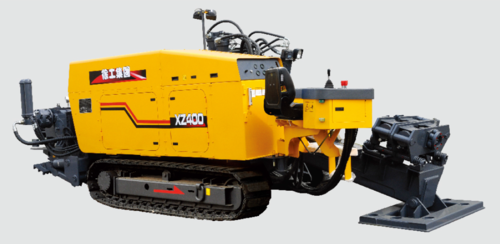 Horizontal Directional Drilling XCMG XZ400 40 Ton Capacity