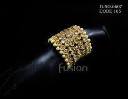 Cubic Zircon Adjustable Bracelet