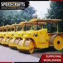 Speedcrafts Static Road Roller, Weight: 12 Ton