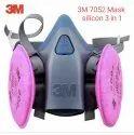 3M half face respirator mask 7502