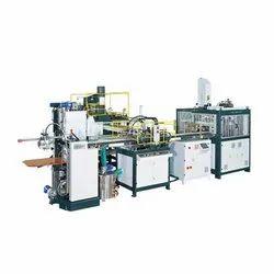HM-ZD6418E Automatic Rigid Box Making Machine