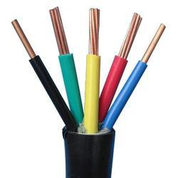 Black PVC Insulated Cables