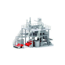 Spunbonded Non Woven Production Line Machine